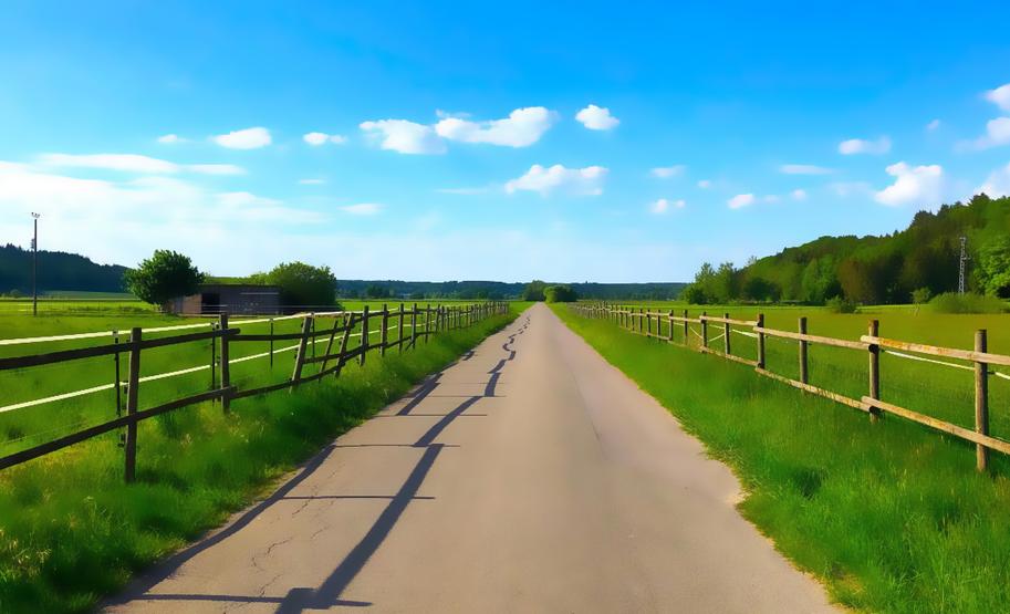 Zufahrt Steidlehof