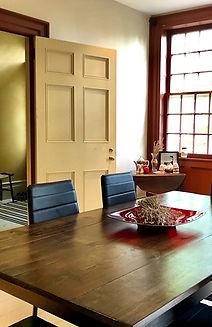 Hayes Inn dining room