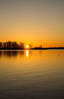 Prince Edward County sunset
