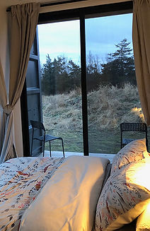 The Acres at High Shore bedroom