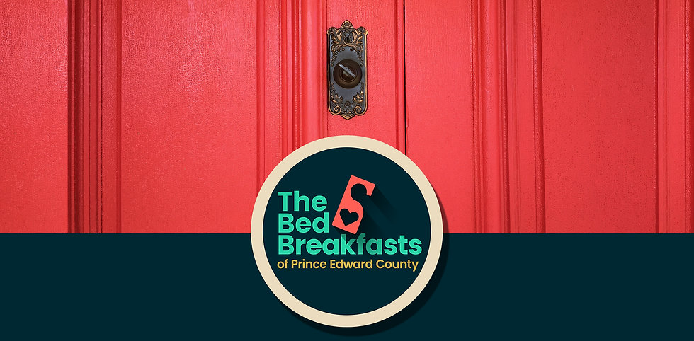 The Bed & Breakfasts of Prince Edward County