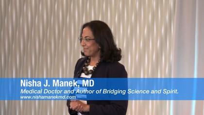 Dr Manek on Bridging Science and Spirit