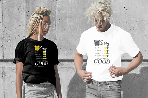 He's Been Good T-shirt