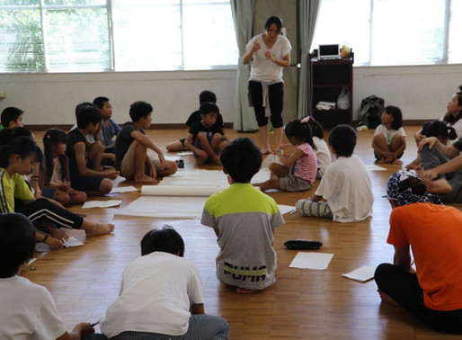 <告知>土佐和紙未来プロジェクトさんが、授業を提供してくださいます!!