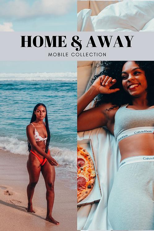 Home & Away Presets - Mobile