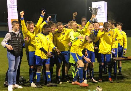 Meon Milton Portsmouths U18 Challenge Cup Final Win 2019! 5-1