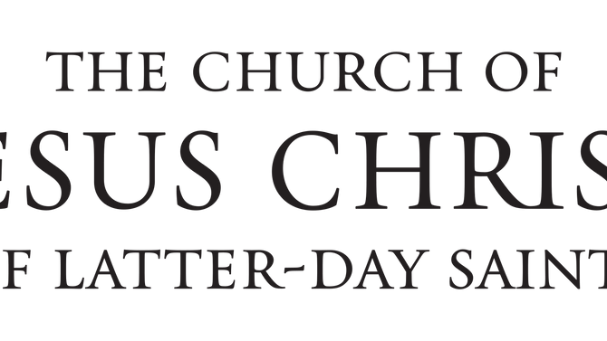 TENDER WIN! The Church of Jesus Christ of Latter Day Saints. Font Restoration.