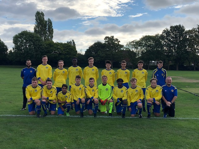 Meon Milton, Portsmouth Youth League Under 18 B Division Sponsorship and News.