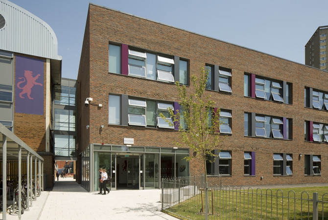 H Monfared (Builders) back at Charter Academy School! Major works and refurbishments.