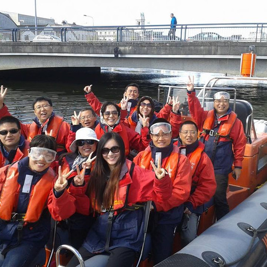 Group from Shanghai