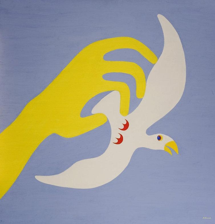 A Bird in the Hand.JPG