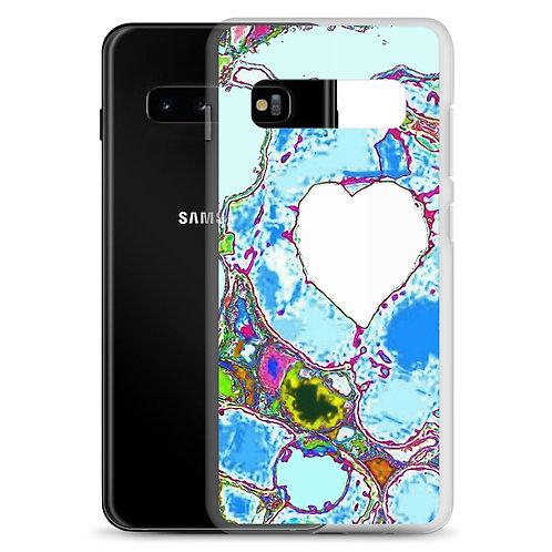Samsung Case A heart as cold as ice
