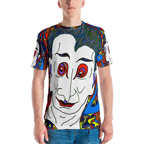 Men's T-shirt Count Dracula, Prince of Darkness