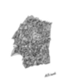 Ironhead (white background) thicker line