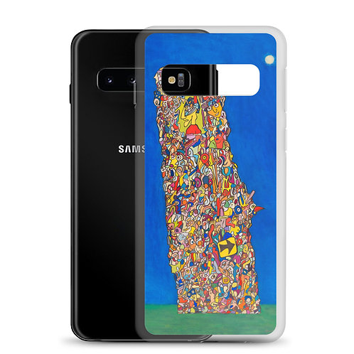 Samsung Case The tower of Babel