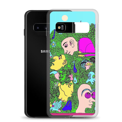 Samsung Case My world, and welcome to it