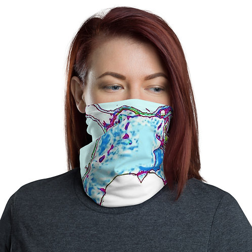 Neck Gaiter A heart as cold as ice