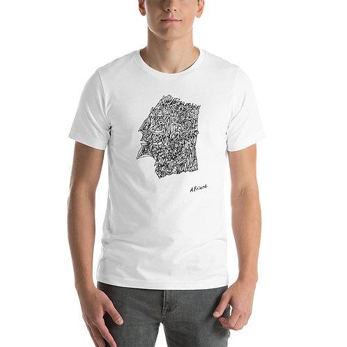 Short-Sleeve Unisex T-Shirt Ironhead
