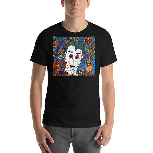 Short-Sleeve Unisex T-Shirt Count Dracula, Prince of Darkness