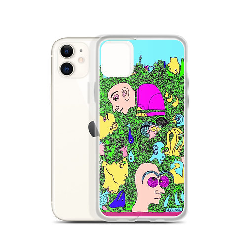 iPhone Case My world, and welcome to it