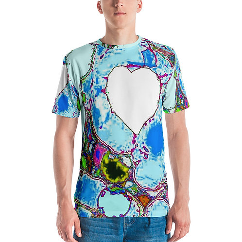 Men's T-shirt A heart as cold as ice