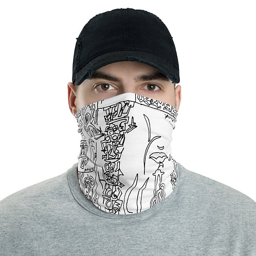 Neck Gaiter Wall Street