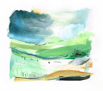 Dallow Gill Moor