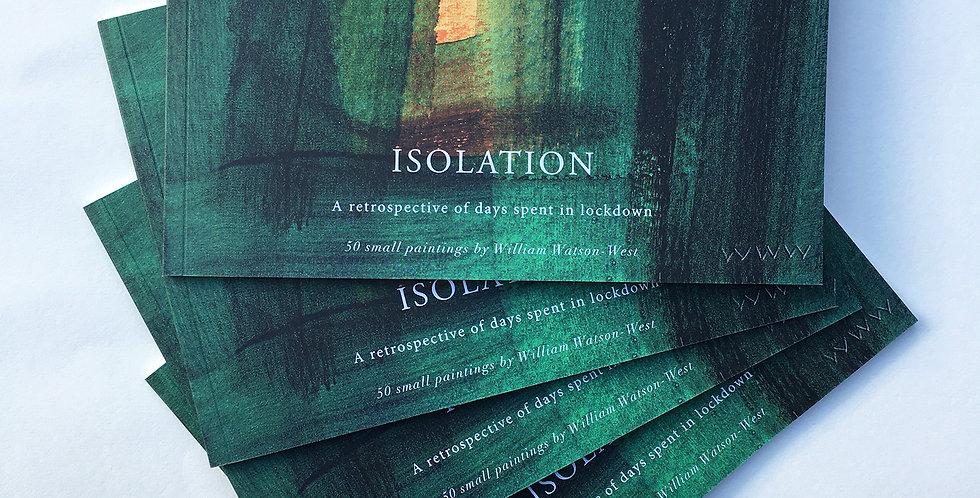 ISOLATION BOOK