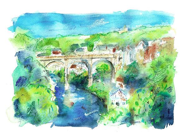 William Watson-West Knaresborough Painti