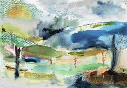 Dales Landscape