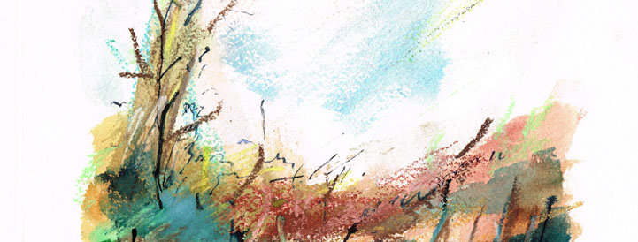 1st Edition Print - Spring Breeze