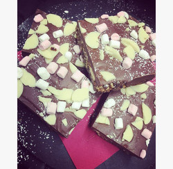 Louis Tea Room Home made Tiffin