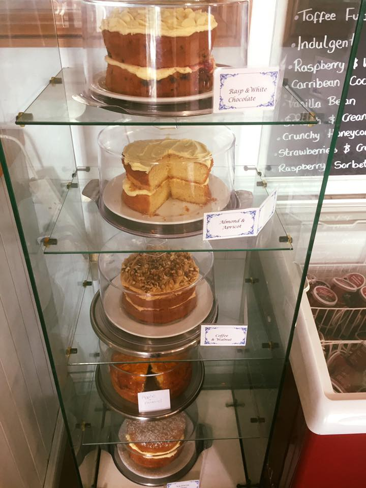 Louis Tea Room Cakes