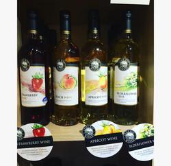 Louis Tea Room Farm Shop Wines