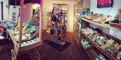 Louis Tea Room Farm shop 2
