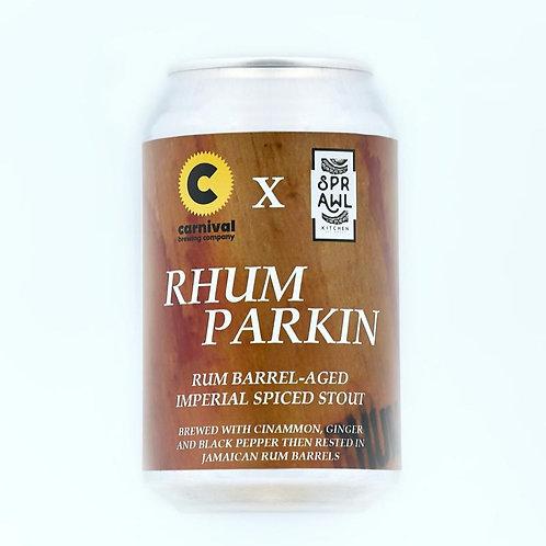 Rhum Parkin - Barrel-aged Imperial Spiced Stout - 330ml