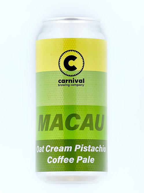 4 x Macau - Oat Cream Pistachio Coffee Pale - 440ml