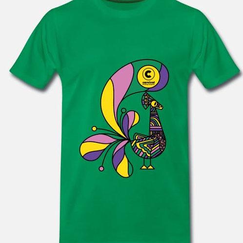 Nelson Colours T Shirt - Green