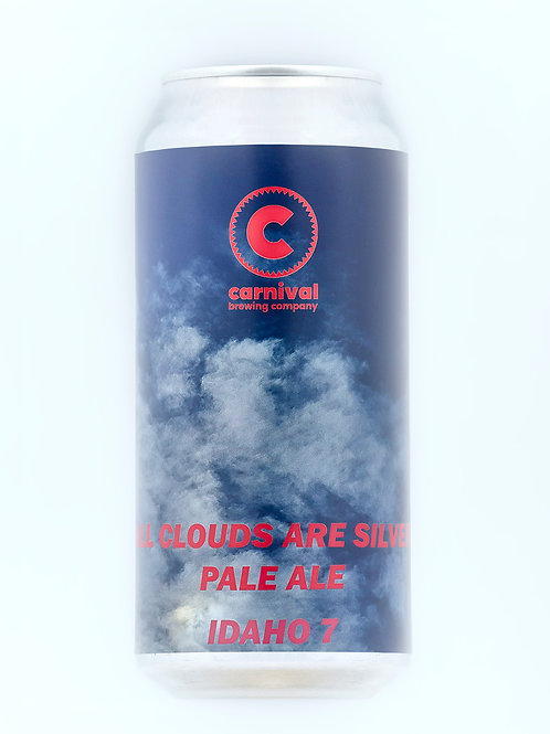 All Clouds Are Silver (Idaho 7) - Pale - 440ml