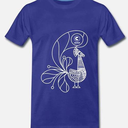 Nelson T Shirt - Royal Blue