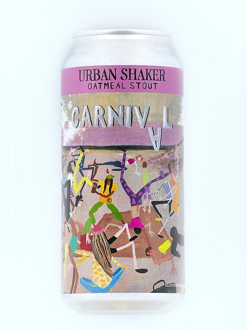 Urban Shaker - Oatmeal Stout - 440ml