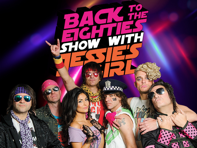 Back To The Eighties Show