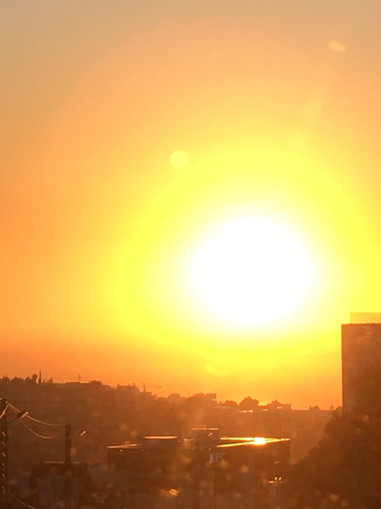 The hottest Sun
