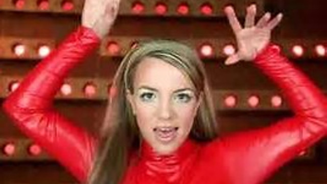 """BRITNEY SPEARS """"OOPS!...I DID IT AGAIN"""""""