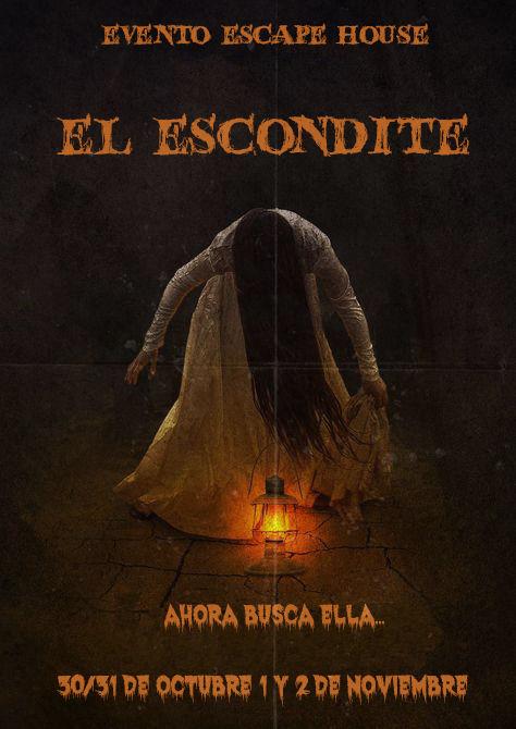 EL ESCONDITE - ESCAPE HOUSE