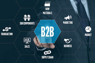 B2B TECHNOLOGY COMMUNICATION TOUCHSCREEN