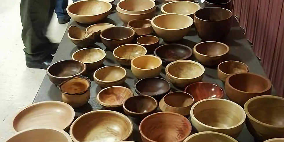 Woodturning Bowl & Mallet class