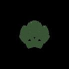 ícone de mãos e a terra