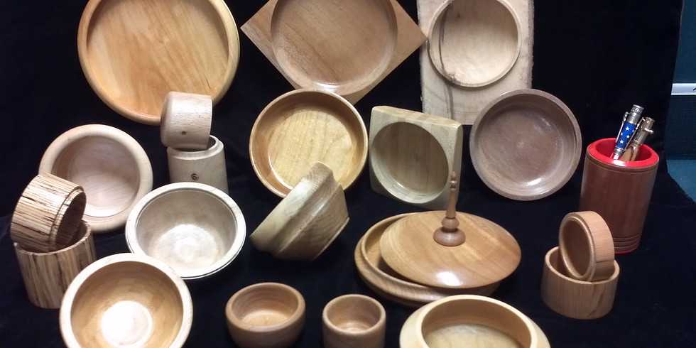 Open shop on your schedule. Bowl making class at my shop