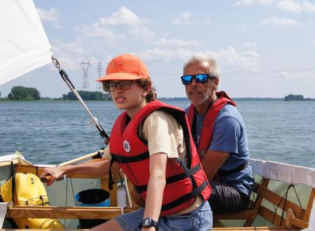 Des jeunes Montréalais à la découverte du fleuve Saint-Laurent / Radio-Canada